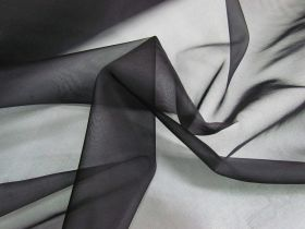 Great value Silk Organza- Black #4986 available to order online Australia