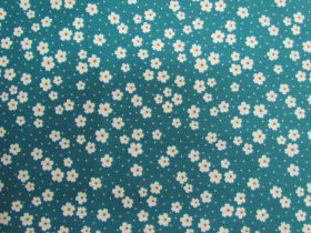 Great value Daisy Street Cotton- Teal #PW1229 available to order online Australia