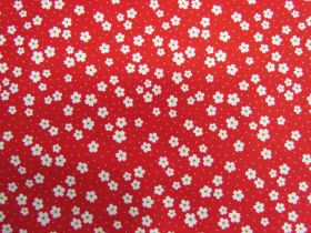 Great value Daisy Street Cotton- Red #PW1228 available to order online Australia