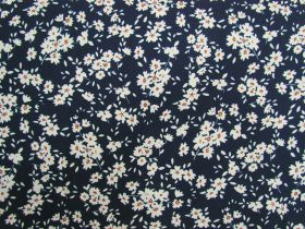 Great value Fields Of Daisies Cotton- Navy #PW1255 available to order online Australia