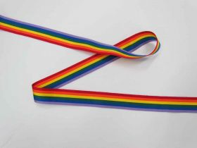 Great value Rainbow Ribbon- 25mm available to order online Australia