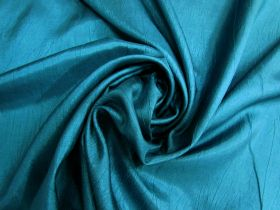 Great value Lightweight Crinkle Polyester- Jewel Teal #4989 available to order online Australia