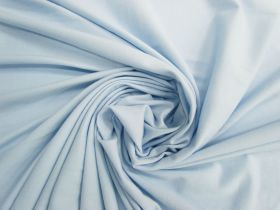 Great value Cotton Blend Spandex- Powder Blue #5009 available to order online Australia