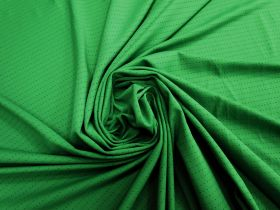 Great value Sports Eyelet Spandex Jersey- Lush Green #5019 available to order online Australia
