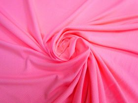 Great value Sports Eyelet Spandex Jersey- Candy Pink #5021 available to order online Australia