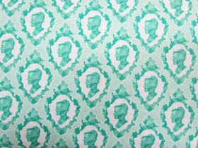Great value Ardently Austen Cotton- Teal #3124 available to order online Australia