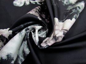 Great value 79cm Smoke Blooms Polyester Panel #5030 available to order online Australia