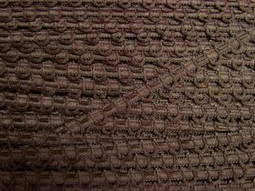 Great value 12mm Decorative Loop Trim- Chocolate Brown #489 available to order online Australia
