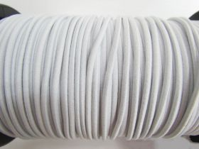 Great value 3mm Bungee Cord Elastic- White #499 available to order online Australia