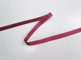 Great value 11mm Satin Bias Binding- Mulberry #500 available to order online Australia