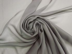 Great value Georgette- Elephant Grey #5036 available to order online Australia