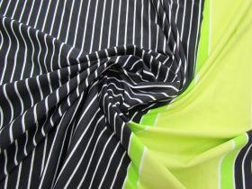 Great value Laser Light Stripe Spandex 68cm Panel- Lime #3147 available to order online Australia