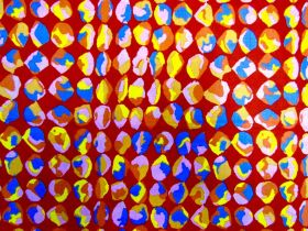 Great value Brandon Mably Baubles- Red available to order online Australia
