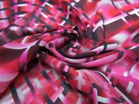 Great value Shattered Glass Chiffon- Pink available to order online Australia