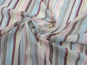 Great value Sunday Stripe Chiffon #1150 available to order online Australia