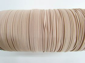 Great value 2mm Round Elastic- Nude #342 available to order online Australia