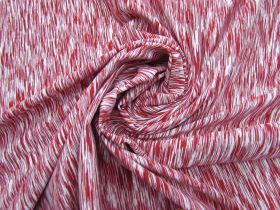 Great value Raspberry Swirl Space Dyed Supplex Lycra® available to order online Australia