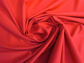 Great value Pura Cotton Spandex- Red #5083 available to order online Australia