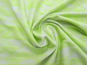 Great value Jazzy Triangles Jersey- Lime #5092 available to order online Australia
