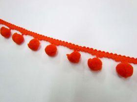 Great value Large Pom Poms- Orange available to order online Australia