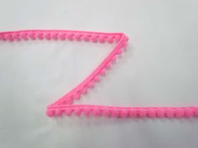 Great value Mini Pom Poms- Fluro Pink available to order online Australia