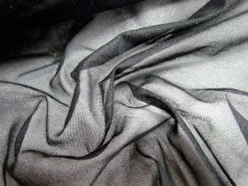 Great value Fusible Sheer Interfacing- Black #1 available to order online Australia