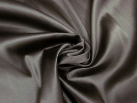 Great value Lustrous Cotton Blend Sateen- Chestnut #1254 available to order online Australia
