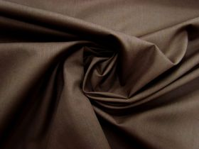 Great value Cotton Blend Poplin- Chocolate Syrup #3271 available to order online Australia