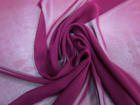 Great value Chiffon- Burgundy available to order online Australia