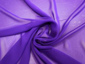 Great value Chiffon- Purple available to order online Australia