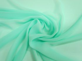 Great value Chiffon- Mint available to order online Australia