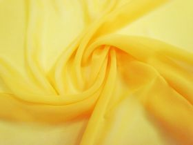 Great value Chiffon- Yellow available to order online Australia