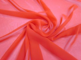 Great value Chiffon- Red available to order online Australia