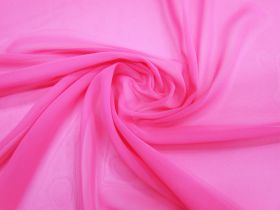 Great value Chiffon- Fluro Pink available to order online Australia