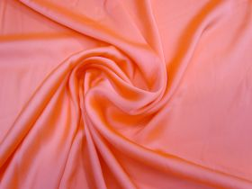 Great value Satin Chiffon- Fluro Peach #1351 available to order online Australia