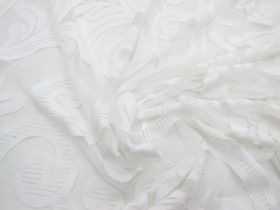 Great value Floral Frosts Lace Mesh #3354 available to order online Australia