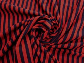Great value Danger Stripe Cotton Jersey #5128 available to order online Australia