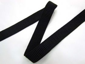Great value 20mm Ribbed Elastic- Black available to order online Australia