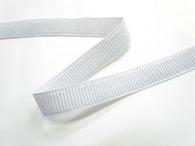 Great value 20mm Ribbed Elastic- White available to order online Australia