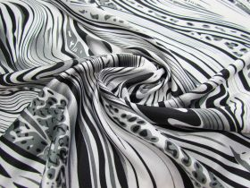 Great value Animalistic Satin- Silver #1374 available to order online Australia