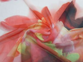 Great value Dragon Flower Chiffon #1377 available to order online Australia