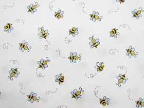 Great value Bumble Bee Cotton- White D#9715 available to order online Australia