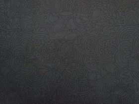 Great value Alison Glass Cotton- Sun Print 2020- Stitched #8450- Night available to order online Australia