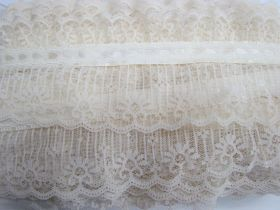 Great value Picket Fence Garden Lace- Antique Ivory #3432 available to order online Australia