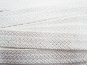 Great value Heavy Woven Belting- Milk White #3451 available to order online Australia