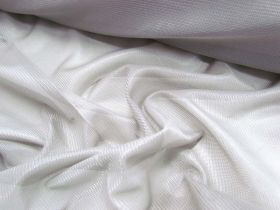 Great value Lightweight Stretch Tricot- Silver available to order online Australia