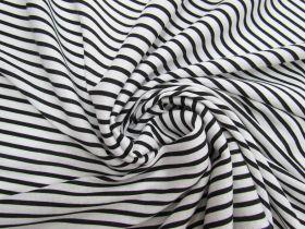 Great value Soft Interlock Jersey- Domino Stripe #5193 available to order online Australia