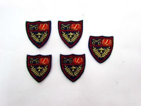 Great value Iron On Shield Motifs- 5 for $2 available to order online Australia