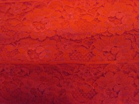 Great value 65mm Lace Trim- Red Lipstick #512 available to order online Australia