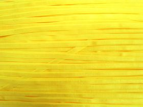 Great value 8mm Lingerie Strap Elastic- Sunshine Yellow #518 available to order online Australia